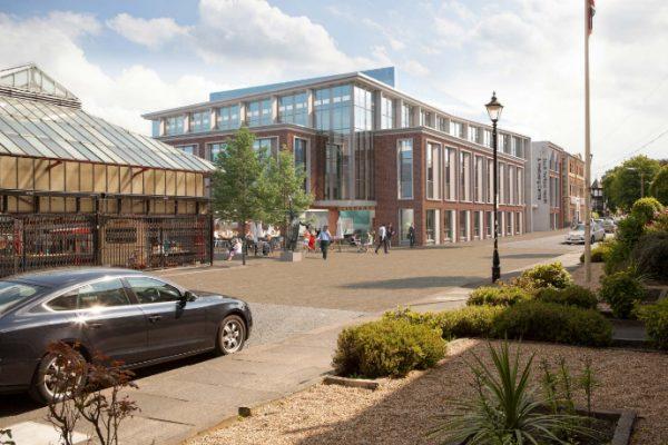 Health Centre, Altrincham